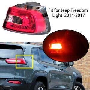 Rechts-Hinten-Rechts-Beifahrer-Aussenruecklicht-Lampe-Fit-fuer-Jeep-Cherokee-14-17
