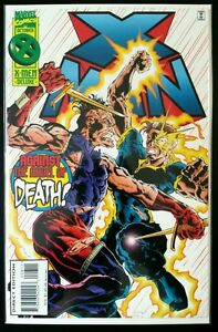 X-Men-8-1995-MARVEL-Comics-VF-NM-Comic-Book