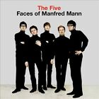 The Five Faces of Manfred Mann by Manfred Mann (Group) (CD, Oct-2012, Umbrella Music Company)