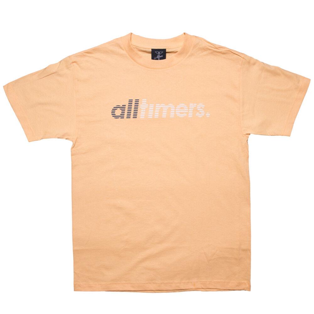 Alltimers Clothing Fast Tee Mens Tshirt SRP  orange