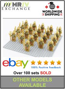 21-Minifigures-Atlantis-Zeus-Odysseus-Army-Toys-Kids-Block-Custom-UK
