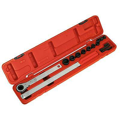 Sealey Ratchet Wrench Action Vehicle/Car Auxiliary Belt Tension Tool Kit - VS784
