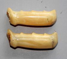 Paar Lenkergriffe Fahrradgriffe REG 339 Italy für Oldtimer Fahrrad # 674