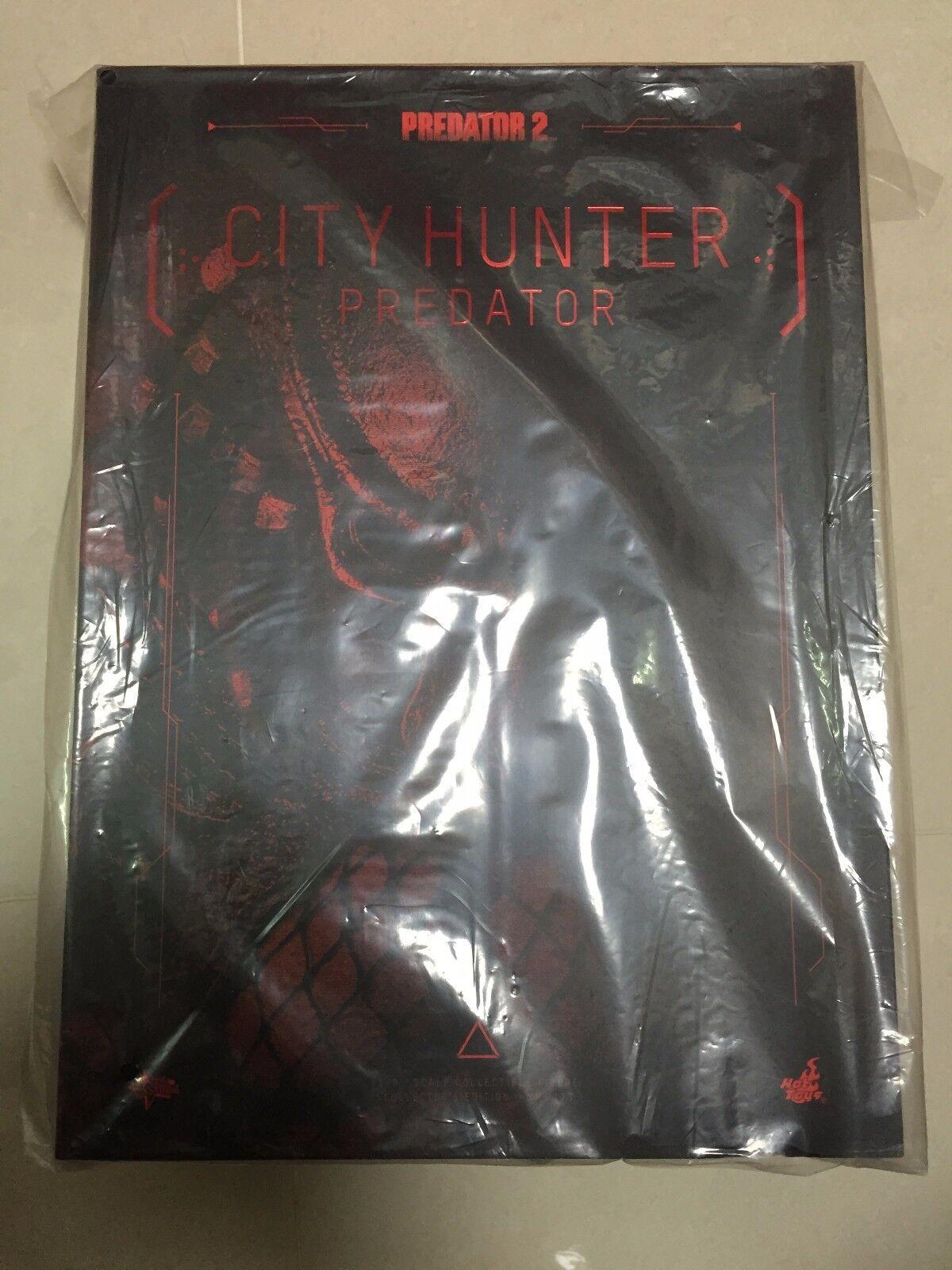 heta leksaker MMS 173 Rovdjur City Hunter Prödator 14 tum Action Figur NY