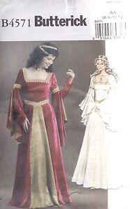 Butterick-cartamodello-Misses-039-Costume-aderente-abito-svasato-taglia-6-20