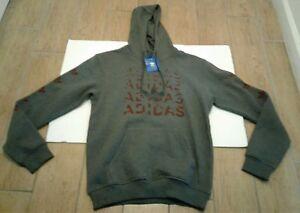 Men's Size Dgh Large Grey Hoodie 711 418315 Adidas 400007333901 Dissolve Fleece Trefoil qv8z68