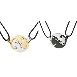 2X-Set-Cat-Necklace-Couples-Best-Friend-Puzzle-Yin-and-Yang-Lover-Day-Gifts