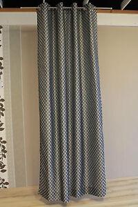 joop gardine vorhang senschal allover 010 grau 140x250 cm fertigschal ebay. Black Bedroom Furniture Sets. Home Design Ideas