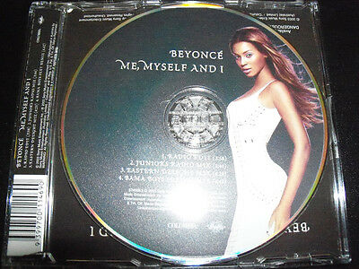 Beyonce Me Myself I Australian 4 Track Picture Disc Cd Single