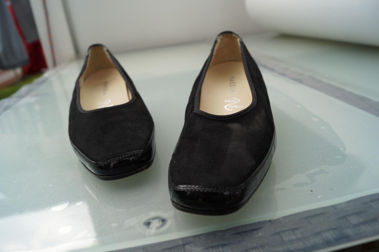 Hassia evelyn Damen Damen Damen Comfort Schuhe Pumps Einlagen Gr.3,5   36 schwarz Leder  52 2efdec