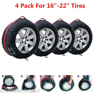4-Pcs-16-034-22-034-Wheel-Tyre-Protection-Cover-Car-Truck-Tire-Carry-Tote-Storage-Bags