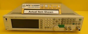 Agilent-Keysight-N5182A-3GHz-034-MXG-034-VECTOR-signal-generator-Cal-039-d-Free-shipping