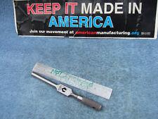 Starrett 91a Clean Tap Wrench 1 332 532 6lgno Box Machinist Toolmaker