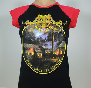 STONE-MAGNUM-From-GIRLIE-Official-Shirt-Red-Cap-Sleeves-S-R-I-P-Records-NEW