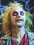 thumbnail 2 - 'Beetlejuice' Socks *Horror* *Tim Burton*