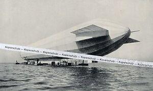 Friedrichshafen-Luftschiff-vor-dem-Aufstieg-um-1905-L-25-17