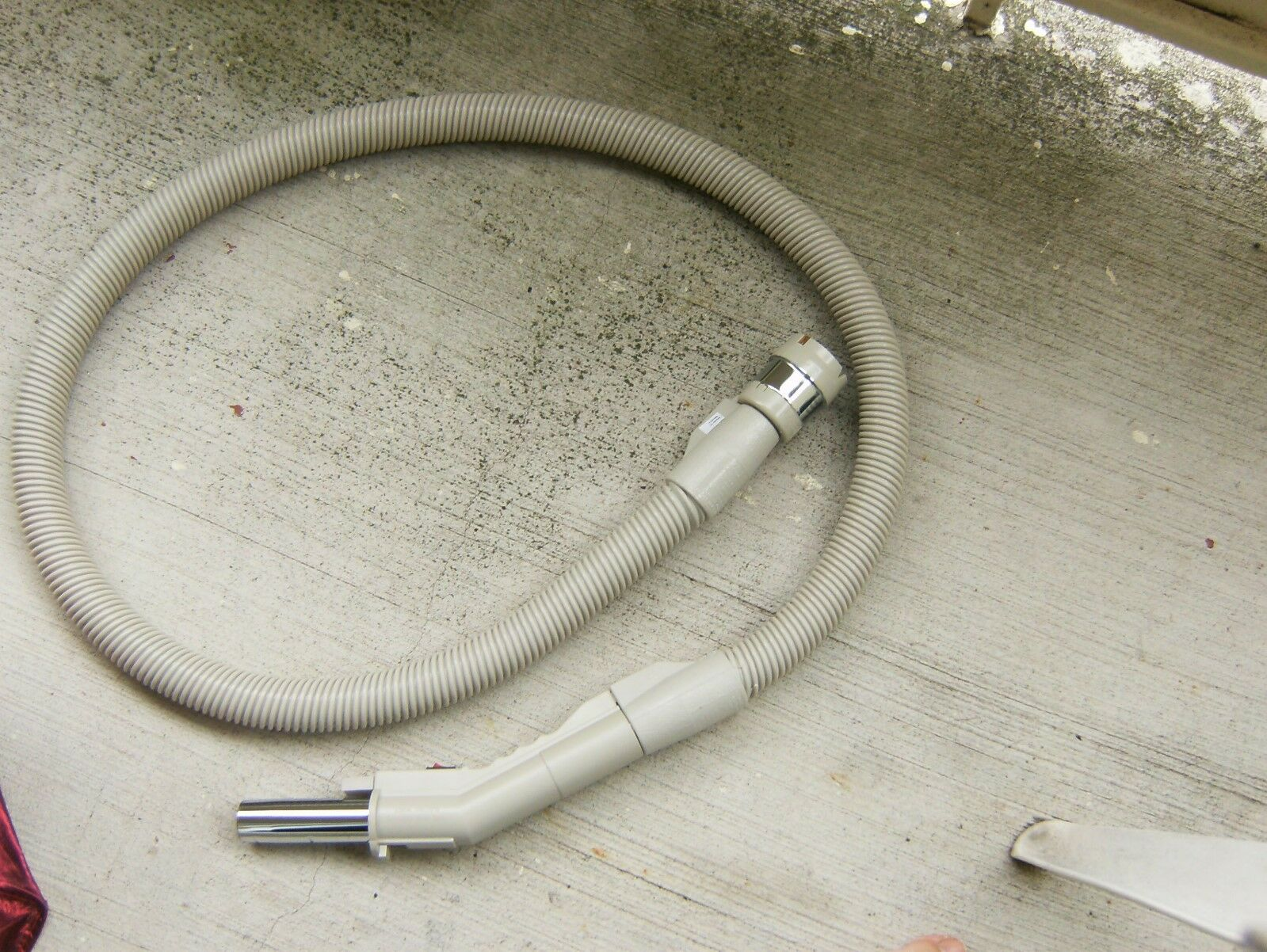 Electrolux 7' Electric Vacuum Hose W On & Off Switch Brand New.