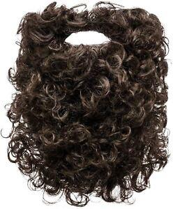 Brown Barbe Nylon 28 Cm, Faux Poils Du Visage, Déguisements-afficher Le Titre D'origine Haute Qualité Et Bas Frais GéNéRaux