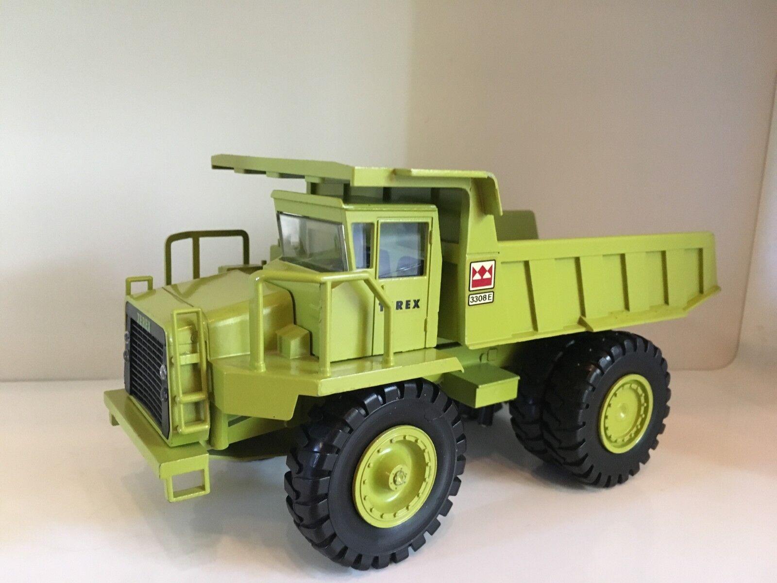 Terex 3308 E Muldenkipper von NZG 163 1 40