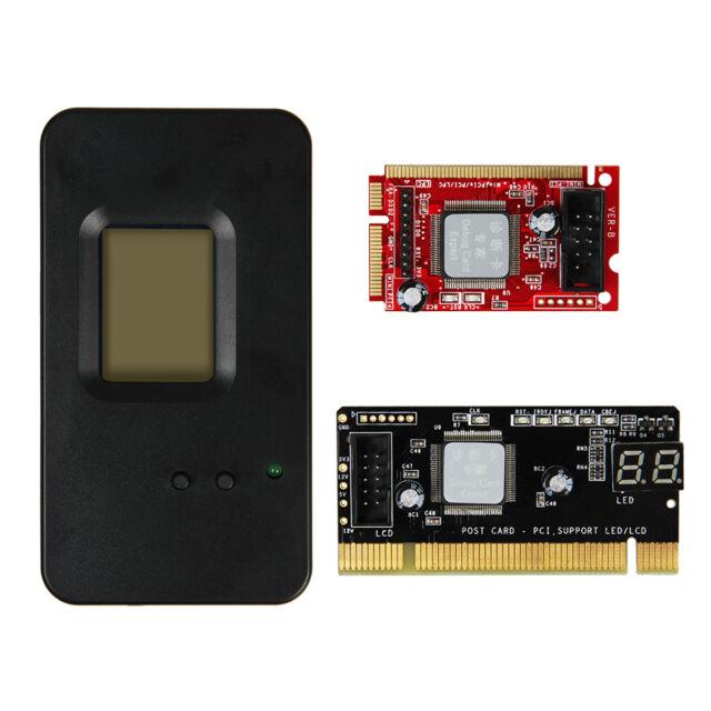Upgraded Debug king III kit with Mini PCIe/Mini PCI/LPC 3-in-1 PCI interposer