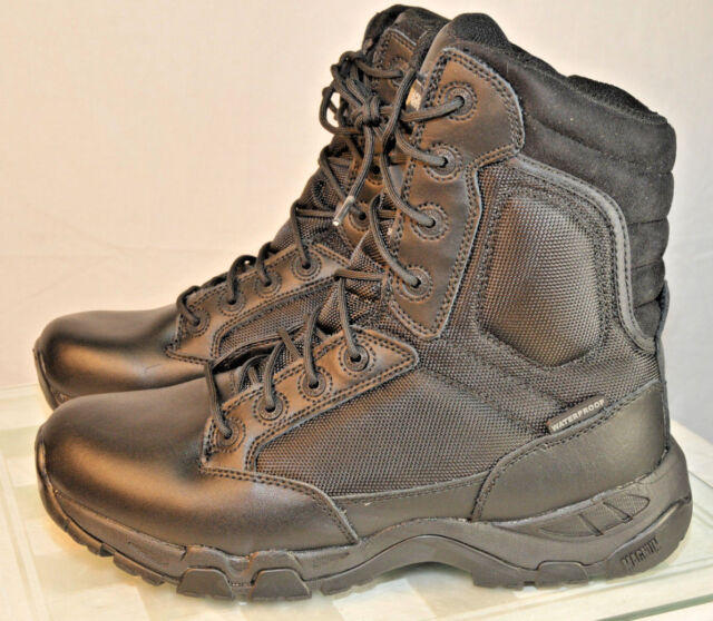 1c1670a96ce Magnum 5474 Viper Pro 8 Waterproof Tactical EMS Military Police BOOTS Sz 8.5