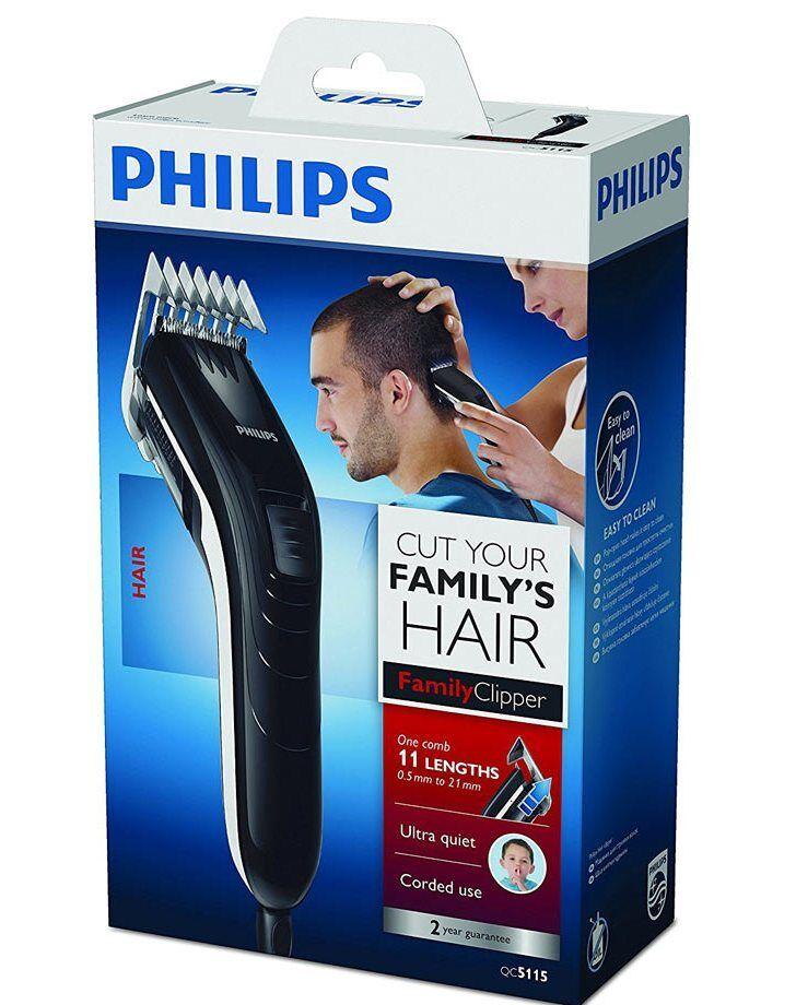 PHILIPS QC 5115 15 Haarschneider Trimmer Bartschneider Haarschneidemaschine