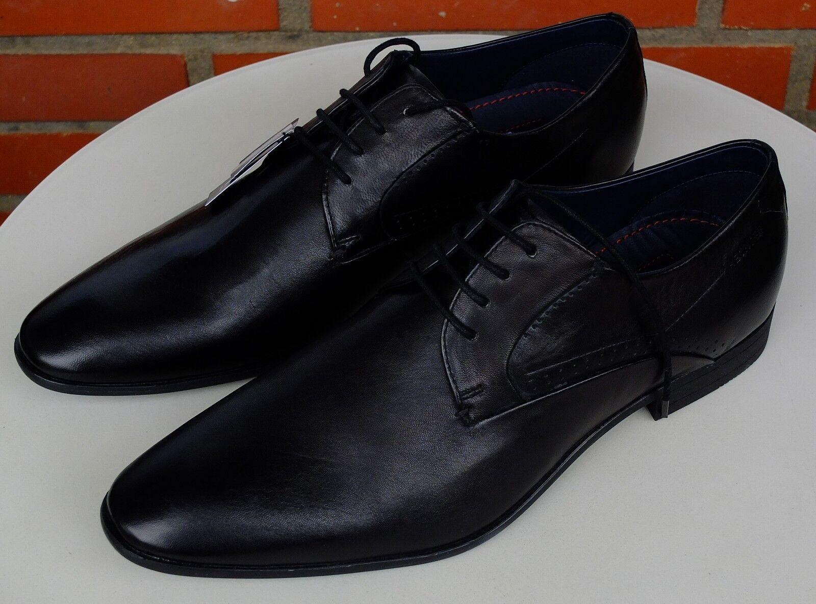 Daniel Hechter Schnürhalbschuhe Schuhe Business-Schuhe Gr  45 Wechselfußbett    | Verwendet in der Haltbarkeit