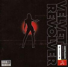 VELVET REVOLVER - Contraband [PA] (CD 2004)