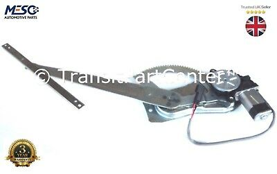 FORD TRANSIT MK6 MK7 FRONT DRIVER OS DOOR WINDOW REGULATOR MECHANISM 2000-14
