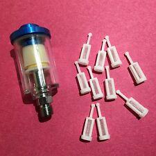 Paint Filters & Inline Water & Oil Trap HVLP Spray Gun Cup IWATA SATA DEVILBISS