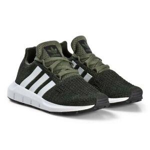 Adidas Swift Run Ortholite Khaki Green