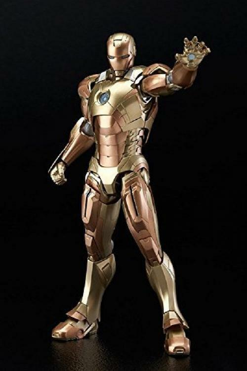 NEW figma EX-026 Iron Man 3 Iron Man Mark XXI (Midas) Figure Good Smile Company