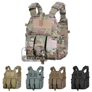 Emerson-Tactical-LBT-6094K-Plate-Carrier-Combat-Vest-Body-Armor-with-Mag-Pouches