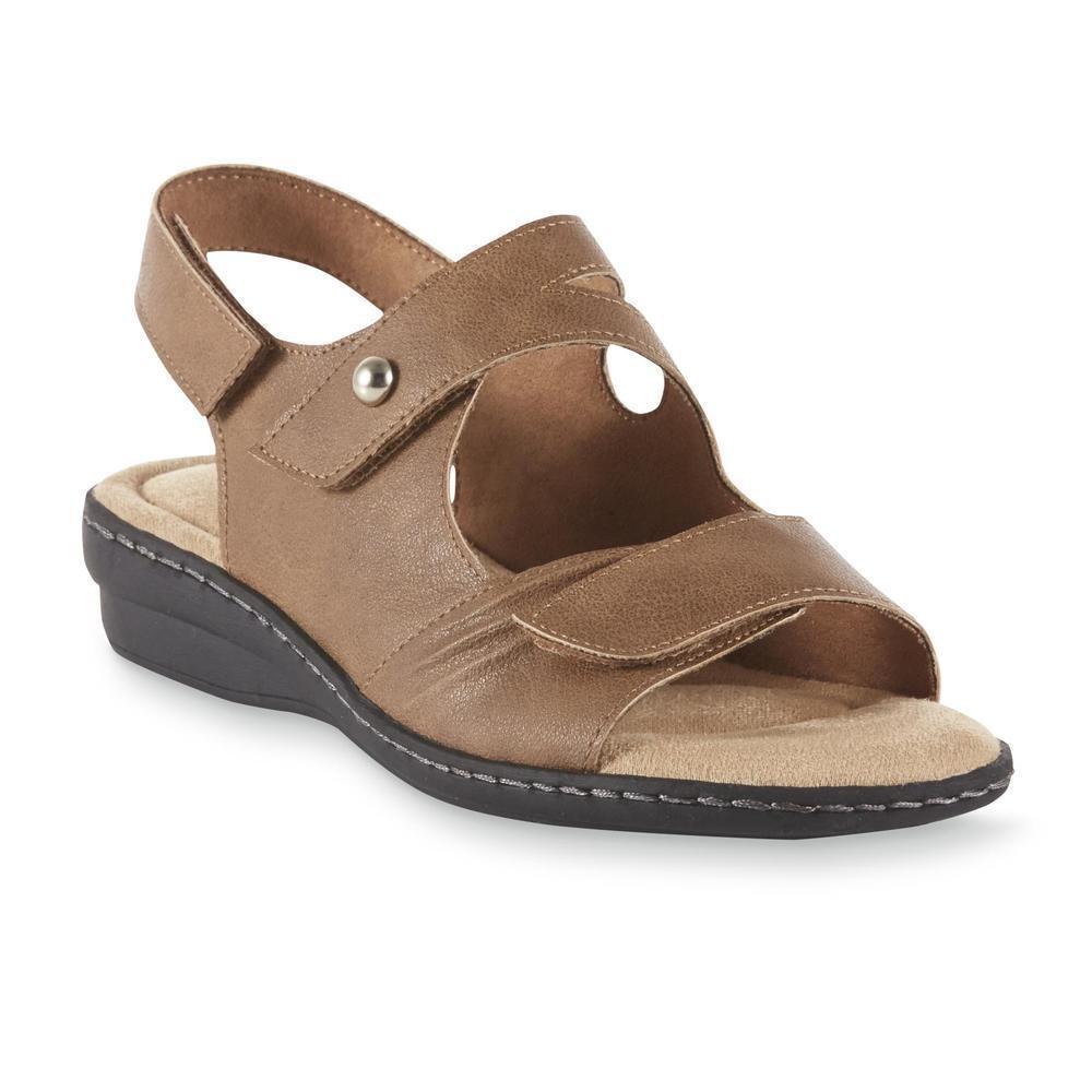 c32042e010e Cuddlers Women's Marlowe Marlow Sandal shoes Size 8 or 9 Wide Cobbie ...