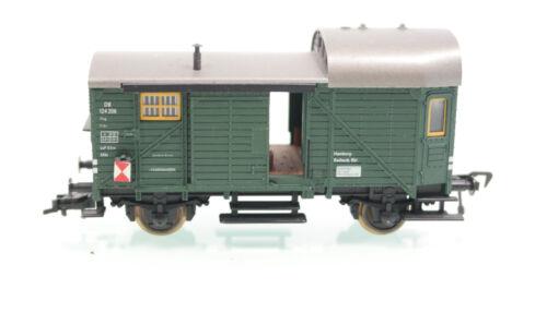 h 5627 Fleischmann h0 carro postal de la DB 124206