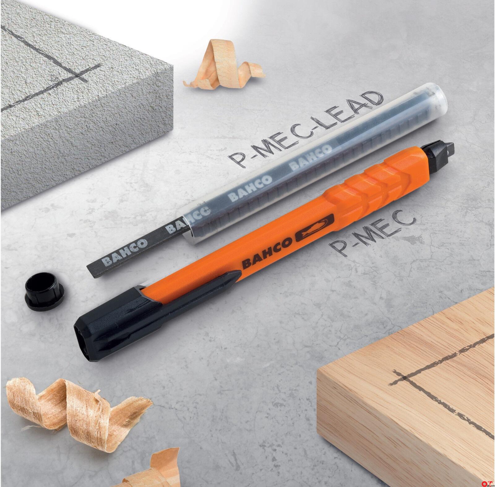 Builders Woodwork x20 Bahco Carpenters Pencils HB Grade Joiners