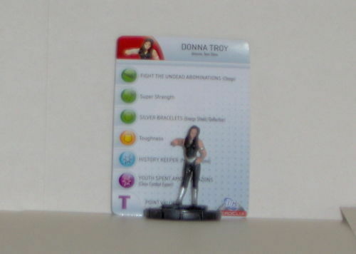 Heroclix DC75 006 Donna Troy