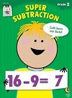 Super Subtraction Stick Kids Success Skill Books by Janet Sweet (Paperback / softback, 2012)