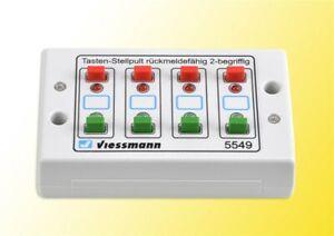 5549 Viessmann Déclencheurs Pad Universel, Retroazione, 2 Facettes