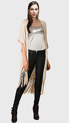 Sweater With Fringes by Umgee USA