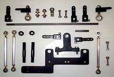 Dual Sideways  4150- 4500 Carb linkage  for Blowers 6-71 8-71 14-71    76-107U