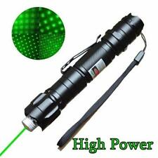 5Miles Range 532nm Green Laser Pointer Light Pen Visible Beam High Power Lazer