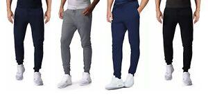 Pantalone-Tuta-Uomo-Sportivo-Fitness-Basic-Casual-Autunno-Primavera-Estate-W1275