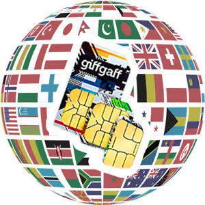 1 1 Sim Karte.Details About Giffgaff Pay As You Go 3 In 1 Grosse Uk Sim Karte 5 Bonus Vorausbezahlt