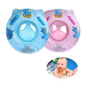 Baby-Seat-Inflatable-Ring-Pool-Swimming-Float-Kids-Toy-Trainer-Beach-Accessories