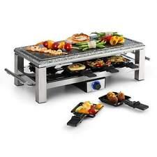 Appareil Raclette Résistante Aux Rayures Grill De Table Pierrade Corps En Inox