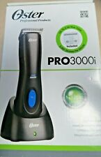 Oster Professional Products Pro3000i Cordless Clipper New With Free Shipping