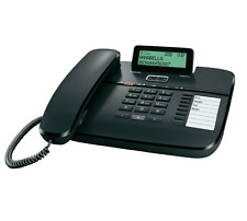 Siemens Gigaset DA810a / DA 810a analog schnurgebunde Telefon mit AB wie NEU !!!