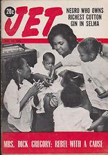 JET MAGAZINE DECEMBER 23, 1965 *LILLIAN GREGORY*