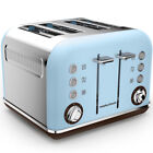 Morphy Richards Azure Special Edition Accents 4 Slice Toaster 2y 242100